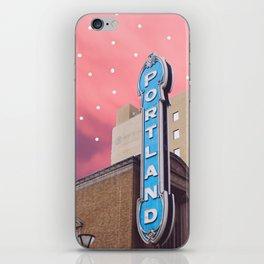 Portland, OR iPhone Skin