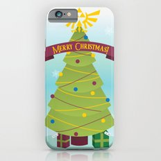A Triforce Christmas iPhone 6s Slim Case