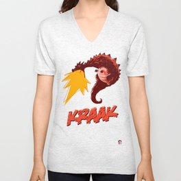 KRAAK – Dragon Unisex V-Neck