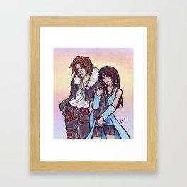 I Promise Framed Art Print