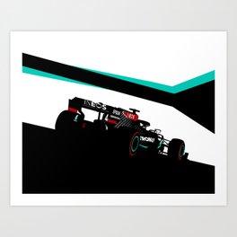 W11 Art Print