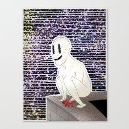Super Creep Canvas Print