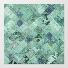 Abstract Geometric Background #31 Canvas Print