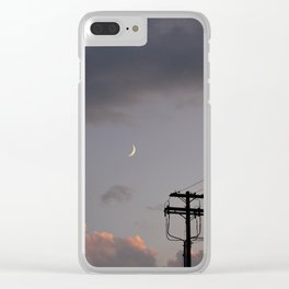 sky series3 Clear iPhone Case