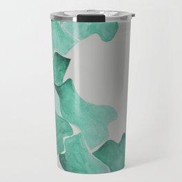 Green Tea Travel Mug