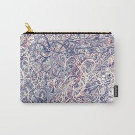 Digital Pollocks Carry-All Pouch