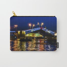 Raising bridges in St. Petersburg Carry-All Pouch