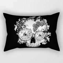 Pretty Dark Rectangular Pillow