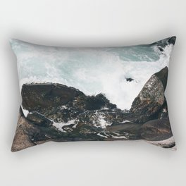 The Ocean Calls (Spring) Rectangular Pillow