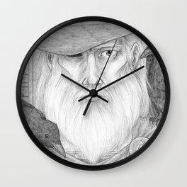 Odin Allfather Wall Clock