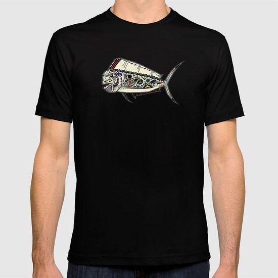 Mahi Mahi color T-shirt