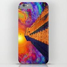 Mayan Pyramid   Slim Case iPhone 6 Plus
