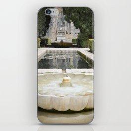 Two Moorish Fountains iPhone Skin