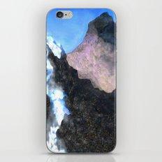 Canadian Mountain Scene iPhone & iPod Skin