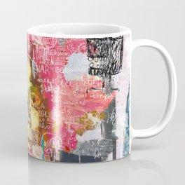 Jean-Michel Basquiat Portrait Coffee Mug