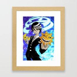 Death the Kid Framed Art Print