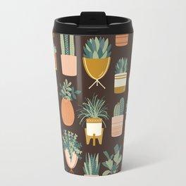 Cacti & Succulents Travel Mug