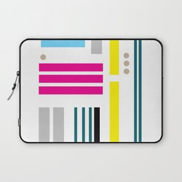 Distance Of The Modern Hearts Laptop Sleeve