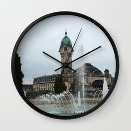 Limoges 3 Wall Clock