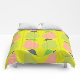 Perfect Pears Comforters