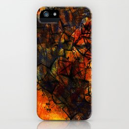 21 Kites iPhone Case