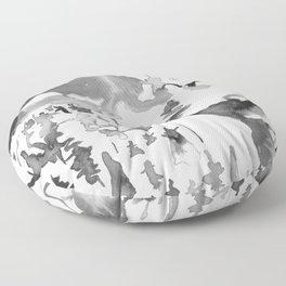 Fraser Canyon Floor Pillow