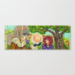 Fairy Godmother Canvas Print