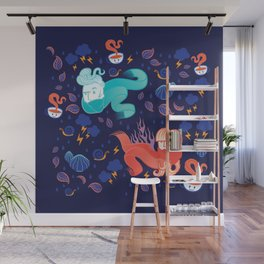 Brrr Wall Mural