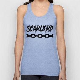 Scarlxrd & Chains Unisex Tank Top