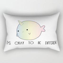 Narval - Be Different Rectangular Pillow