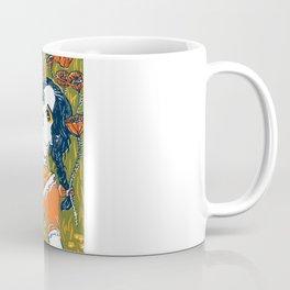 Dorothy in the Poppy Field Coffee Mug