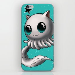 Pulpicat iPhone Skin
