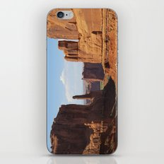 Park Avenue - Arches National Park iPhone & iPod Skin