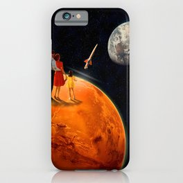 New Martian Generation iPhone Case
