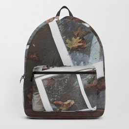 Broken in the Fall Backpack
