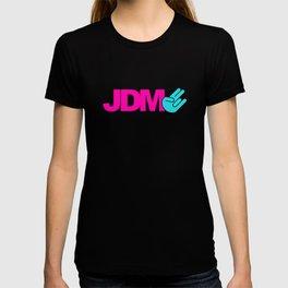 JDM shocker v6 HQvector T-shirt