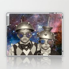 Astronauts in Space Laptop & iPad Skin
