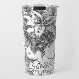 Suture up your future Travel Mug