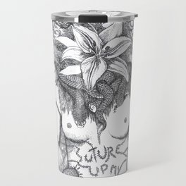 Suture up your future Travel Mug