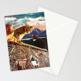 then we take berlin Stationery Cards