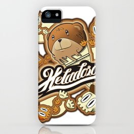 Ice Cream Bear iPhone Case