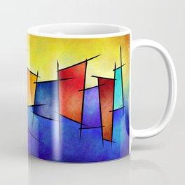 Esseniumos V1 - square abstract Coffee Mug