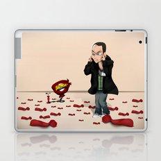 Sheldon Cooper Bazinga Laptop & iPad Skin