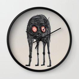 Leggy Monster Wall Clock