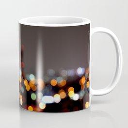 city lighting Coffee Mug