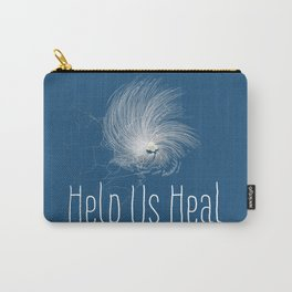 Help Us Heal - Hurricane Sandy Relief Carry-All Pouch