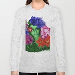 A Bouquet for Her Long Sleeve T-shirt