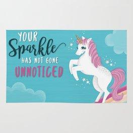 Unicorn Sparkle Rug