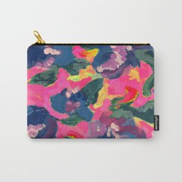 Ophelia (Flower Variation 1) Carry-All Pouch