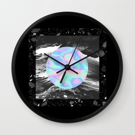 YOU CAUSED IT Wall Clock